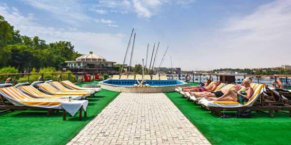 Circuit tourisme egypte croisi re sur le nil voyage en egypte avec vivatours - Princesse sarah 5 ...